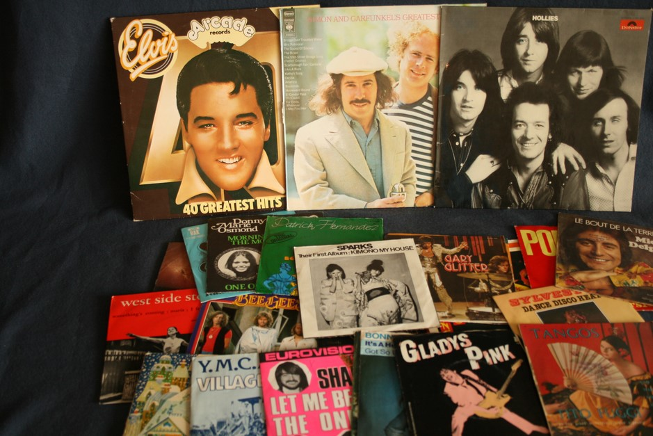 Vinyl Records - Auctions Luxembourg