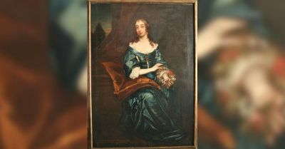 Painting Peter LELY