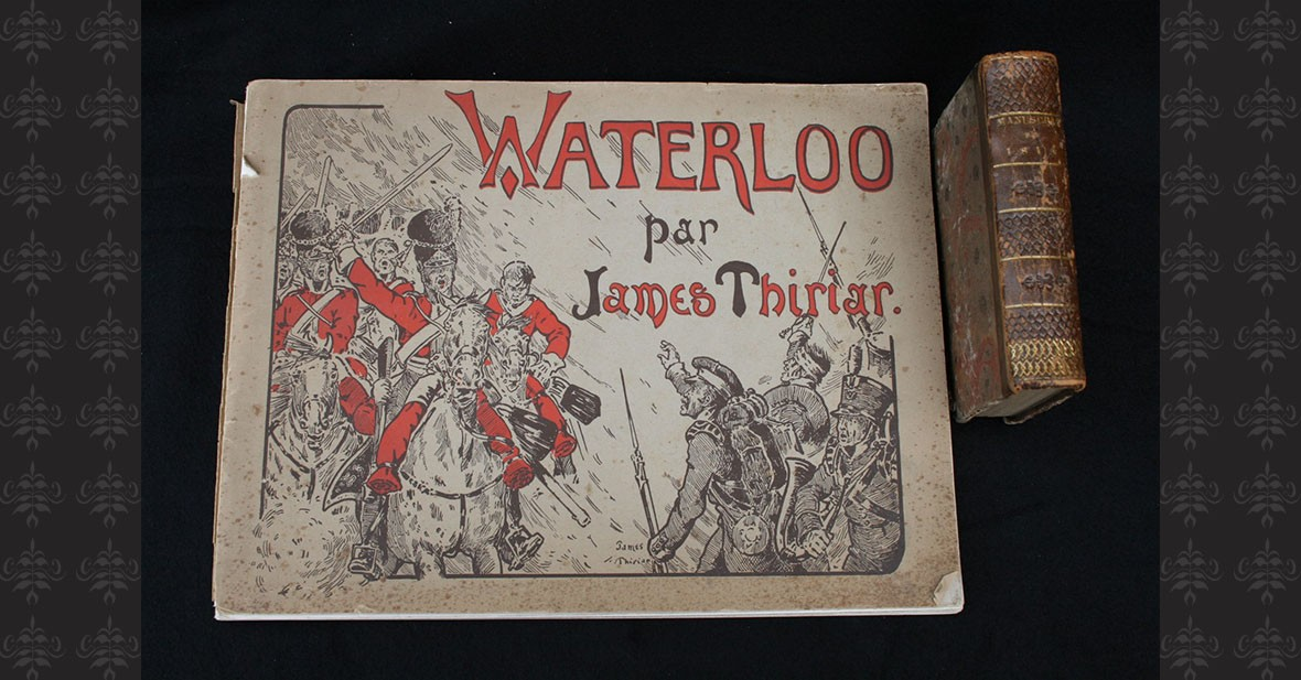 EMPIRE - WATERLOO - 2 volumes