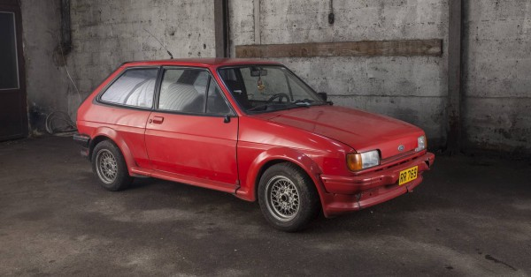 Ford Fiesta XR2 (kit sport) (69 KW)