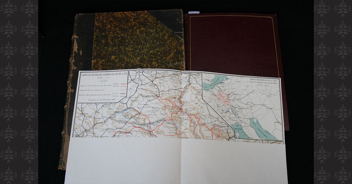 GUERRE 1914-1918 - 3 documents