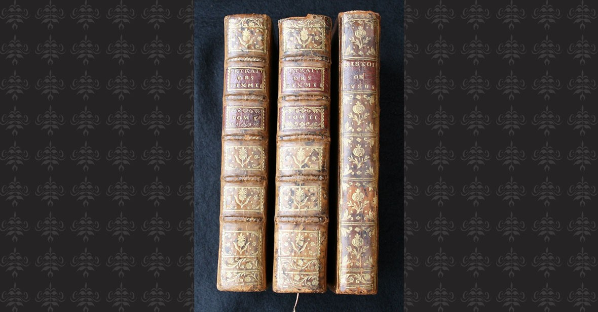 HISTOIRE ANCIENNE – 3 volumes