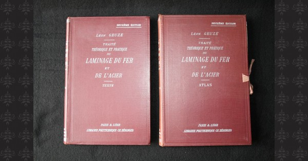 LAMINAGE - 2 volumes