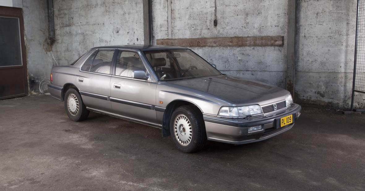 honda legend 1989 2.7 мануал
