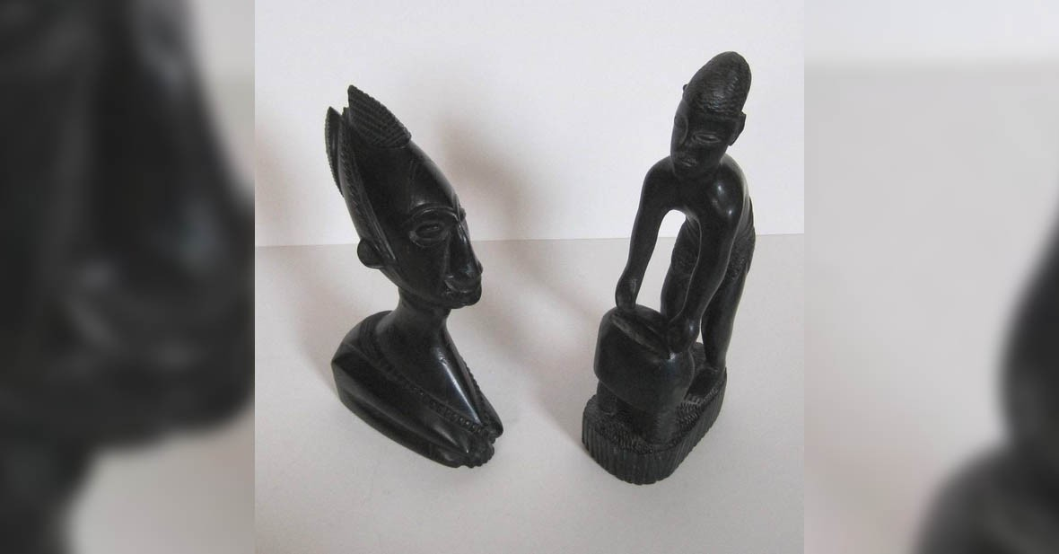 statuette africaine