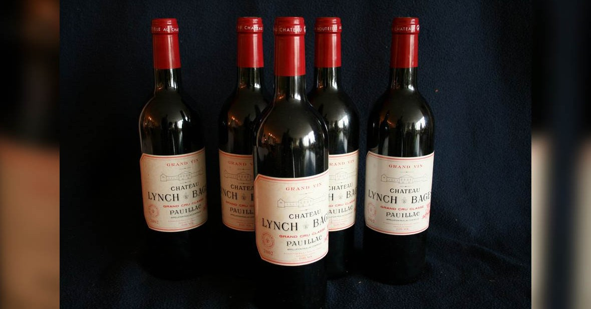 BORDEAUX/PAUILLAC : LYNCH BAGES