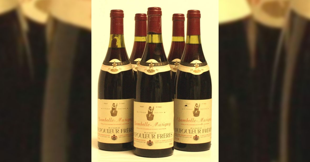 Chambolle-Musigny (Rouge)