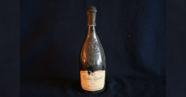 CHATEAUNEUF-DU-PAPE + POUILLY
